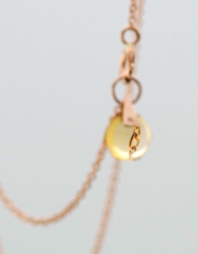 18k-solid-rose-gold-crystal-link-chain-orange-citrine-rebeccali-2
