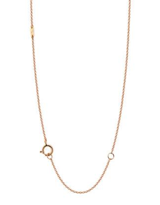 Rebecca Li 18K Rose Gold Chain Thin