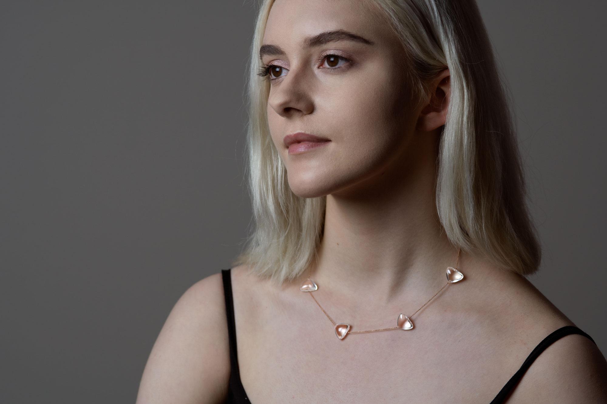 Rebecca Li Crystal Link Collection